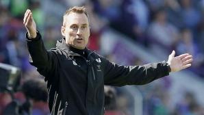Сайтът на Германския футболен съюз направи интервю с български треньор