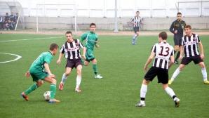 Юношите на Локо Пд играят контроли с Лудогорец, Берое и Левски