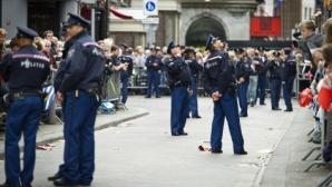 Стачка на полицията отлага мачове в Холандия