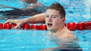 Пийти потопи световния рекорд на 50 м бруст