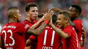 Байерн - Милан 1:0, гледайте тук