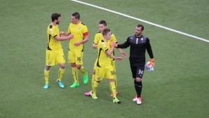 Апоел и Динамо (Загреб) на крачка от Шампионската лига
