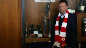 Стойчо от Египет: ЦСКА имаше сили за титлата