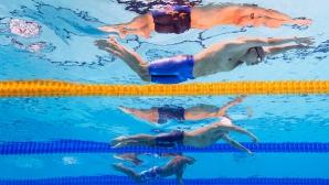 Александър Николов отпадна в сериите на 100 метра свободен стил в Казан