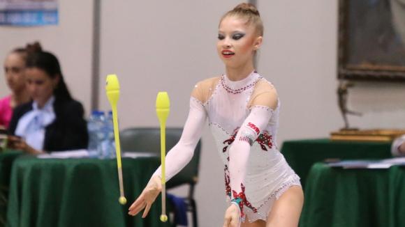 Ерика Зафирова и Кристина Ташева се наредиха четвърта и пета на турнира за...