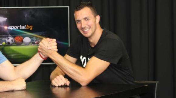 Боян Йорданов: Играе ми се! Много ми се играе за България (ВИДЕО)