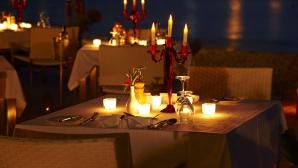 """Предизвикателството """"романтична вечеря"""""""