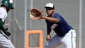 Талант на Милуоки е първият открит гей сред профи бейзболистите