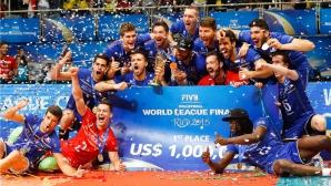 Революционно предложение! Победителят в Световната лига може да се класира за Олимпийските игри...