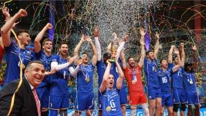 Победителят във втора дивизия без шанс да спечели Световната лига 2016