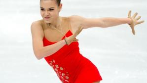 Олимпийската шампионка от Сочи 2014 Аделина Сотникова се завръща на леда