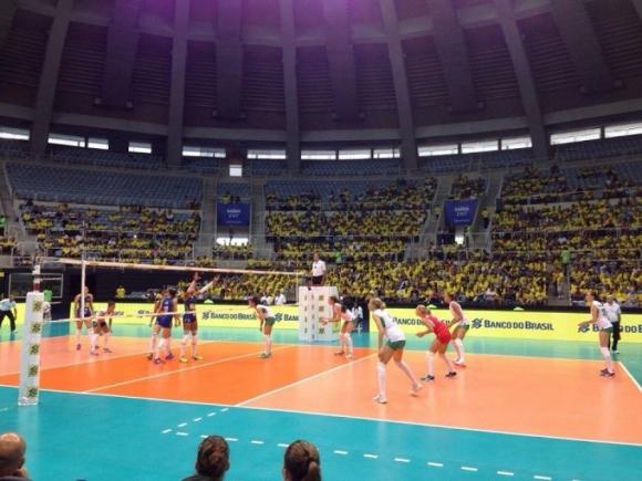 България загуби от Бразилия на турнира в Рио