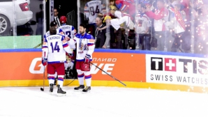 Хокейната федерация на Русия глобена с 85 000 долара заради скандала на световното