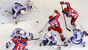 С дербито СКА – ЦСКА стартира поредният сезон в КХЛ