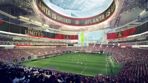 """Новият стадион в Атланта ще се казва """"Мерцедес-Бенц"""""""