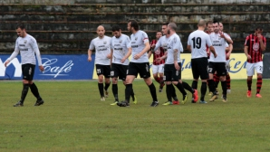 Ботев (Гълъбово) ознаменува юбилея си с победа над гръцки тим