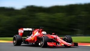 Фетел: Аз и Ферари сме едно цяло