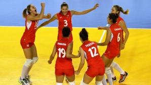 България с втора победа на Балканиадата за девойки в Сърбия