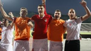 Изтеглиха следващия съперник на ЦСКА за купата на България