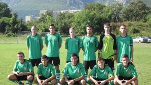 Ботев Враца отстъпи с 0:3 от Етрополе при младша възраст