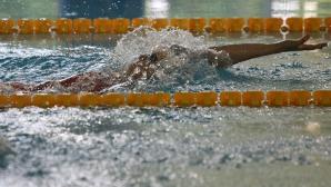 Димитър Атанасов с личен рекорд на световното по плуване