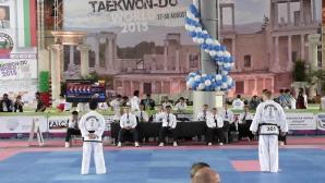 Победи на българите на световното по таекуондо в Пловдив