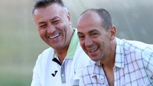 Матушев: Можем да победим Левски в София