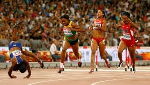 Триумф за Ямайка и провал за американките на 100 м с препятствия