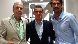 Атлетико приключи селекцията с две южноамерикански перли