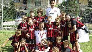 Останаха само три дни за записване на Milan Junior Camp в България