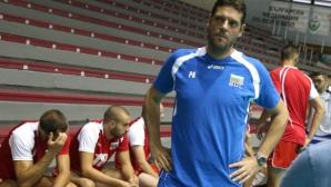 Волейболните национали ще се срещат с фенове на главната улица в Пловдив