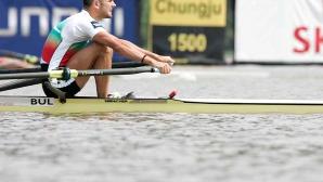 Неделчо Василев ще участва в репешажите на скиф на световното по гребане