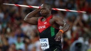 За първи път в историята Кения №1 в класирането по медали на СП