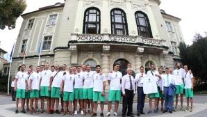 Пламен Константинов: Надявам се да имаме шанс да играем и пред пловдивска публика