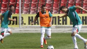 Александров: Исках да докажа, че трябваше да остана в ЦСКА