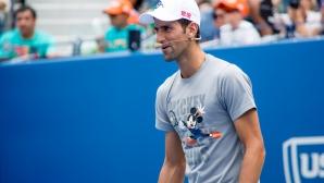 Преди US Open: Джокович откровено за големите си конкуренти и Серина