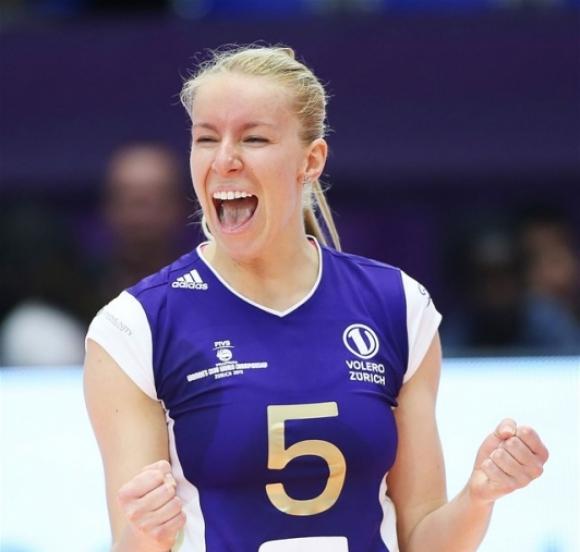 Доби Рабаджиева остава във Волеро и през новия сезон