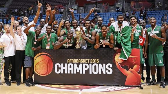 Нигерия с историческа титла на АфроБаскет