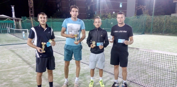 Рекорден брой любители на тениса се включиха в 8-ия кръг на Interactive Tennis League