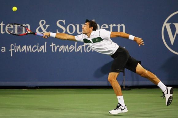 Резултати от третия кръг на мъжката схема на US Open