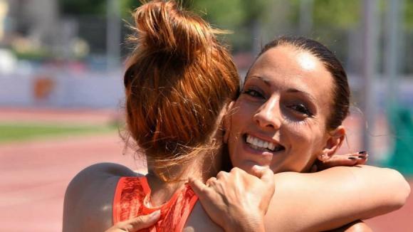 Ивет с победа на 100 метра в Анкара