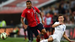 Норвегия без една от звездите си срещу България