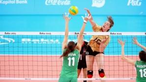 Волейнационалките ни завършиха с победа участието си в Рио