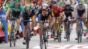 Италианецът Кристиан Сбарагли постигна първа етапна победа в Обиколката на Испания