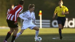 Вундеркиндът на Реал остава резерва срещу България, прогнозират в Норвегия