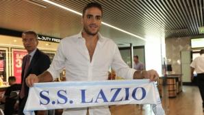 Матри: Нямам търпение да играя добре за Лацио