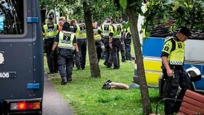 Петима поляци осъдени след сблъсъците между Гьотеборг и Шльонск