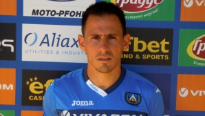 Живко Миланов официално в Левски до зимата