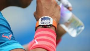 Новият часовник на Рафаел Надал за 775 000 ще бъде разпродаден