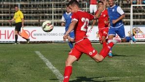 Играч на Сарая се скъса да хвали ЦСКА - силата им била като за евротурнирите
